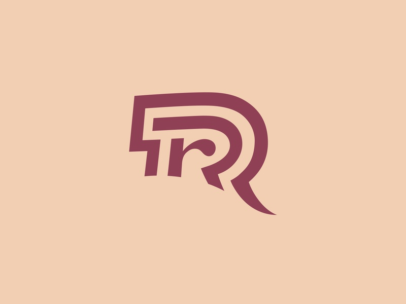 Raw. Real. Righteous. design logo brand