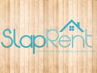 SlapRent Logo Design