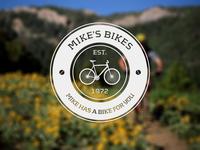 Mike's Bikes Logo
