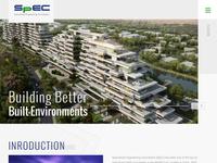 SPEC Dubai - Web UI