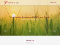Techies-on Website Design - Dubai