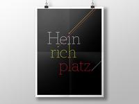 Welcome to Heinrichplatz