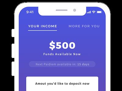 Paidiem lending payroll paidiem wallet