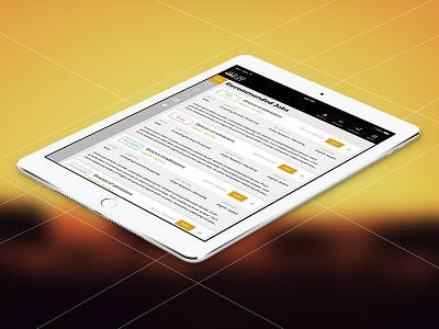 Job Search Platform responsive dashboard indded hiring listing search job jobs