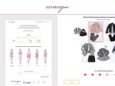 Fashion subscription ecommerce website subscription e-commerce shopping cart retail ecommerce fashion