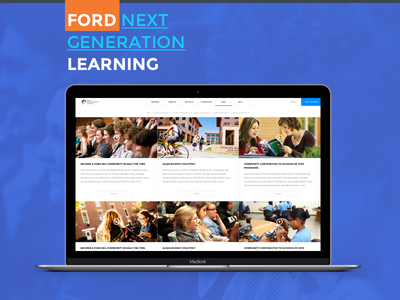 Ford NGL web learning ford