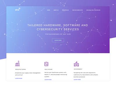 Blockchain Company Website website crypto corporate blockchain