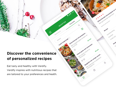 Personal Recipes health mobile food android ios