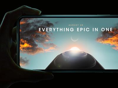 Insta360 One Teaser Poster monolith insta360 sci fi sci-fi scifi kubrick social network socialmedia social media social post digital marketing vr panorama go pro dji gopro camera 360 degree 360 camera 360