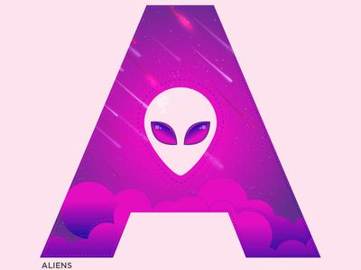 A - ALIENS