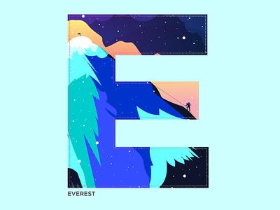 E - Everest