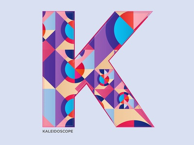 K - Kaleidoscope