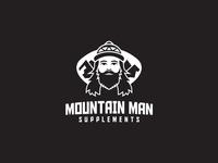 Mountain Man Logo