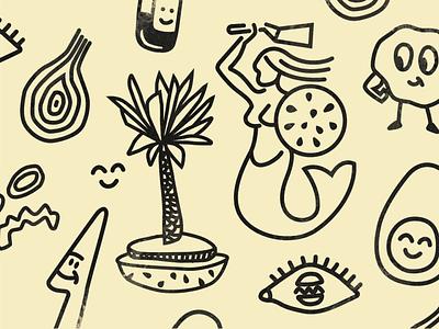 Smashny Burger warsaw burger artwork adobe drawing art vector design illustrator branding
