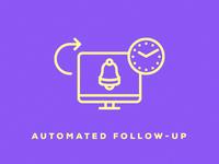 Dribbble Automated Follow Up