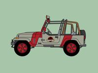 Jurassic Park Wrangler