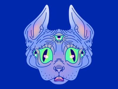 Hypno Cat