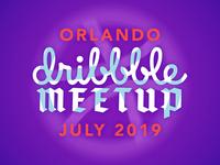 Orlando Meetup art