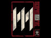 Memphis May Fire - Light Kanji