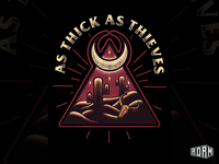 As Thick As Thieves - Desert