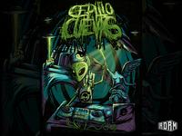 Cepillo Cuevas - Alien Invasion