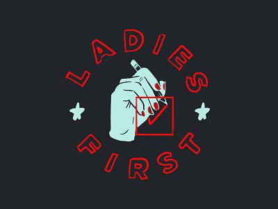 Ladies First 2 political women vote