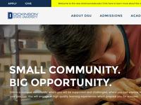 State University Website Design