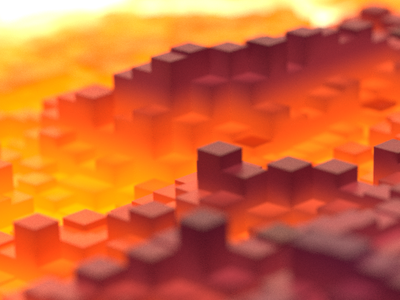 3D Heatmaps by Dialogue Theory on Dribbble