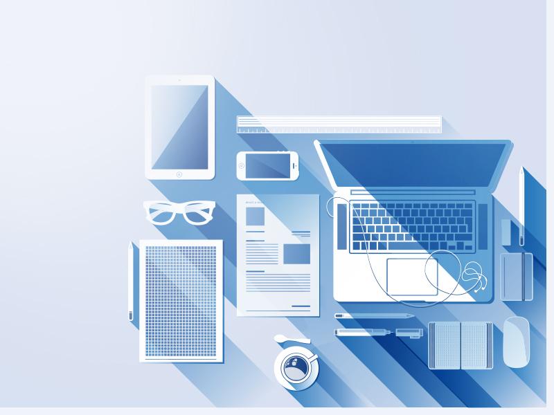 My blu Office