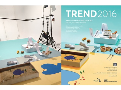 TCDC Trend 2016 trend