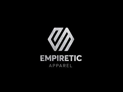 Empiretic Apparel thailand empiretic em apparel logo identity branding