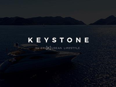 Keystone, Vietnam design branding logo hotel keystone vietnam