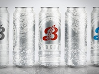 Breton Brewing Cans
