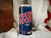 Wicked Good Beer Can