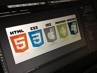 HTML5, CSS3, iOS, Android, Windows