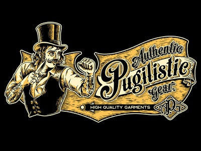 APG - Stay Bladed - Men tshirt 1890 1900 tattoo streetfight fight knife butcher victorian artwork design typography retro rock n roll vintage illustrator illustration