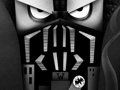 Batman T-Shirt WIP