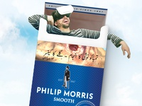 Philip Morris Smooth With Different Style