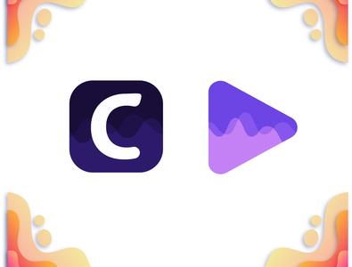Chilax App Logo Prototypes