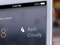 Cloudy App