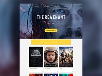 Movie reviews website