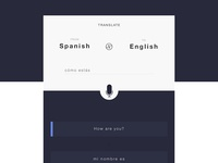 Translate app