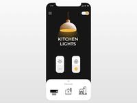 Smart Home App Prototype