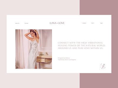 Wellness E-commerce Concept beauty brand minimalism luxury cbd cosmetic cosmetics packagedesign packaging logo typography feminine brand identity brand design branding ux ui e-commerce logotype skincare beauty