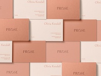 Prose Business Cards