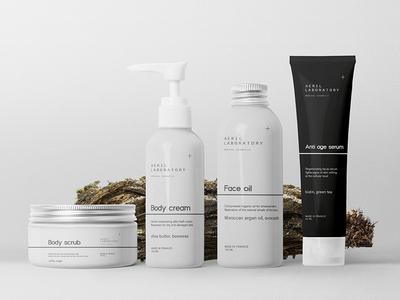 Packaging for Medical Cosmetic Brand skin strategy ux organic health care skincare cream oil cosmetics cosmetic feminine packaging packagedesign package identiyy brandidentity branding agency branding brand