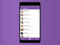 Viber for Windows 10 Mobile
