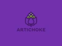 Artichoke company. Logo