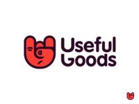 Logotype. Useful Goods