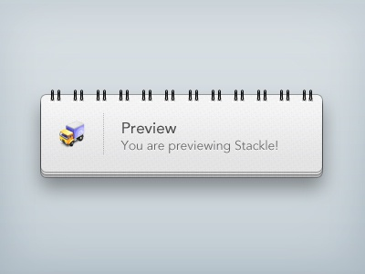Stackle theme